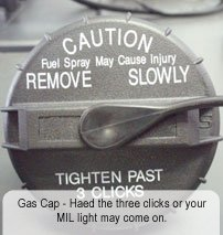 Gas Cap Replacement